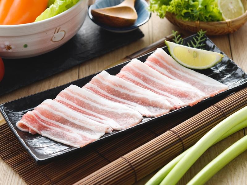 五花火鍋肉片(每包300±10g)