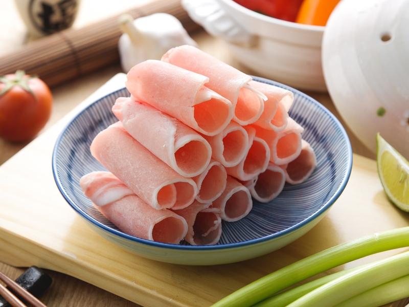 里肌火鍋肉片(每包300±10g)
