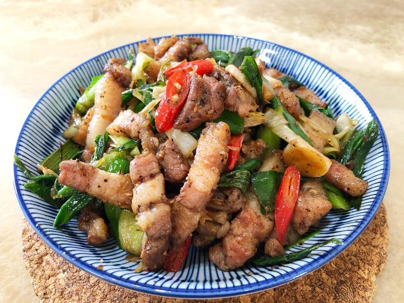 古早味鹹豬肉(每包300±10g)