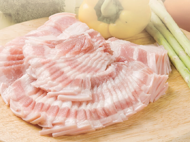 CAS冷凍豬肉|小分切產品