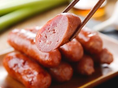 產銷履歷原味香腸(每包500±10g,8條入)