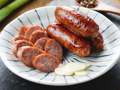 黑胡椒香腸(每包500±10g,8條入)